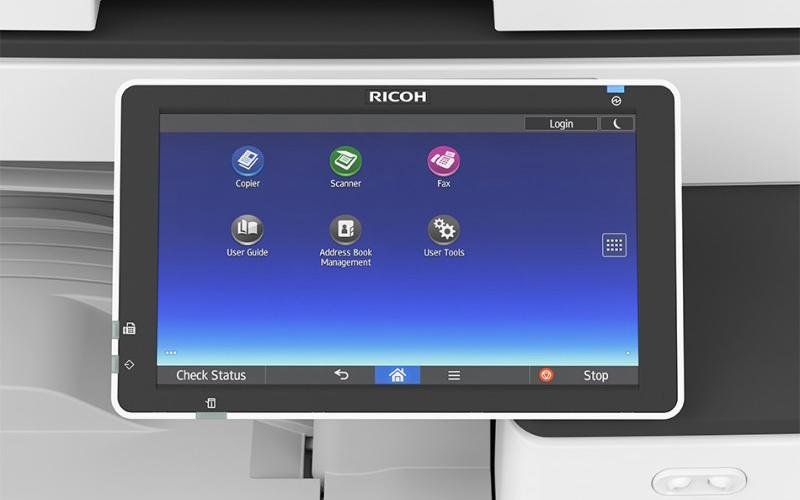 Ricoh MP C2004ex