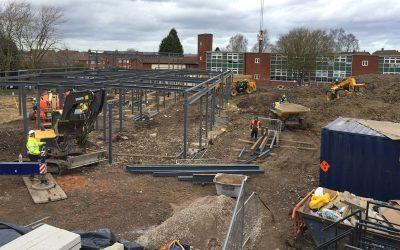 Crane platform design requires return to school